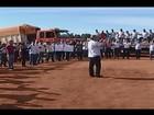 Produtores rurais manifestam por melhorias na LMG-478 em Araguari