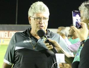 Geninho técnico do ABC (Foto: Andrei Torres/ABC)
