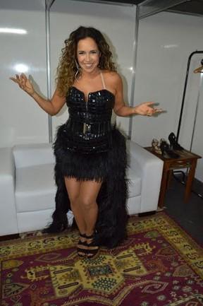 Daniela Mercury (Foto: Felipe Souto Maior / AgNews)