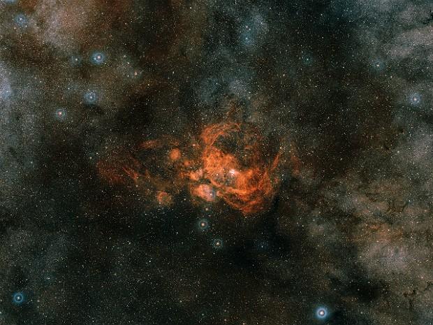 Estrelas 3 (Foto: ESO/Divulgação)