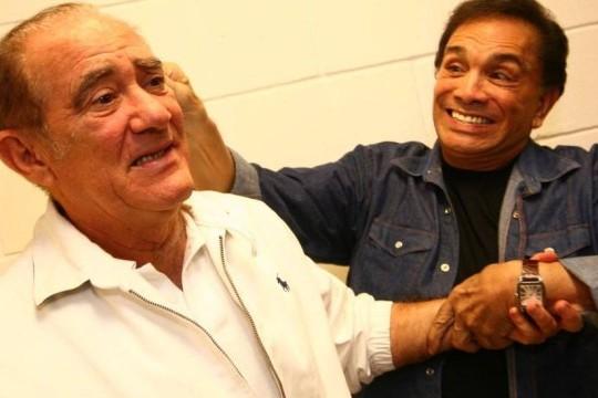 """""""Sou muito grato ao Renato, por várias coisas. Ele é mais centrado, eu não sou assim"""", afirma Dedé (Foto: Globo.com/ Extra)"""