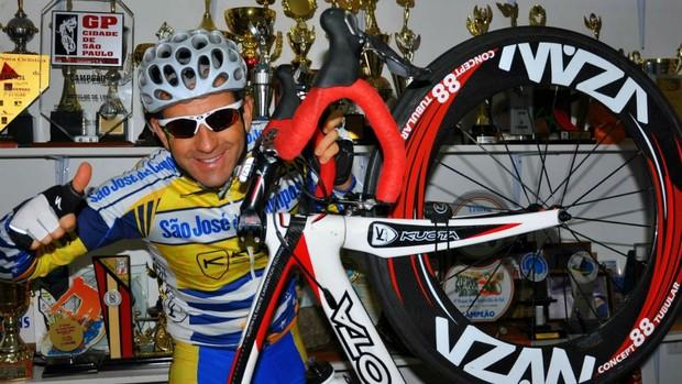 Daniel Rogelim Ciclismo Ciclista São José dos Campos (Foto: Divulgação)