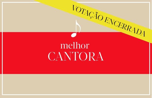 Melhor Cantora música Encerrada (Foto: Arte: Eduardo Garcia)