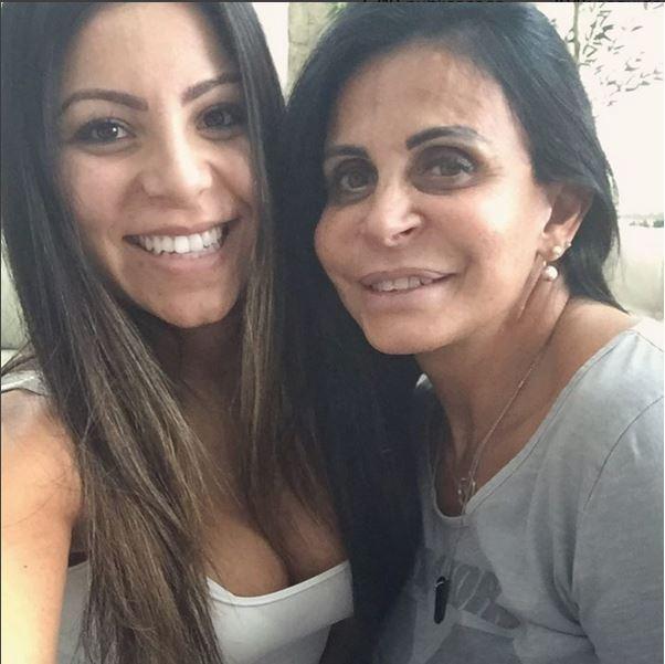 Andressa Ferreira e Gretchen (Foto: Reprodução/Instagram)