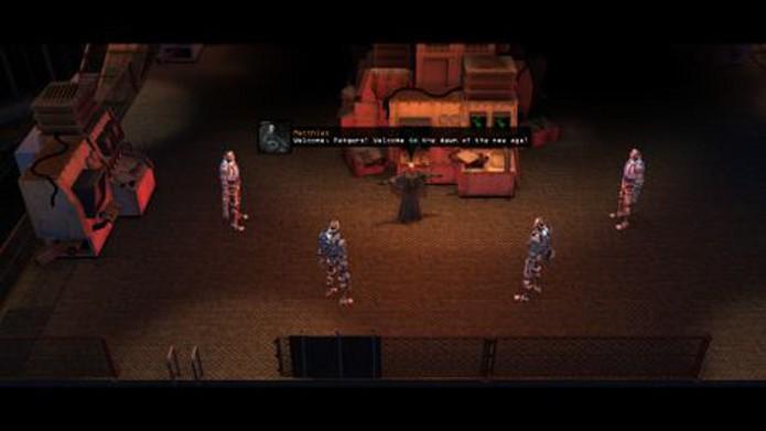 Procure estar com bastante munição e medipack contra Matthias (Foto: IGN)