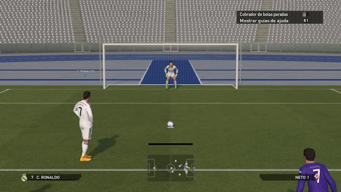 PES 2015: truques para não perder penaltis no game (Foto: Reprodução/Murilo Molina)