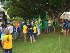 Movimentos de rua protestam em Campo Grande por 6 motivos