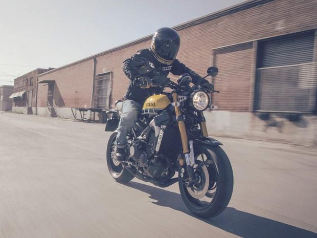 Yamaha XSR 900 (Foto: Divulgação)