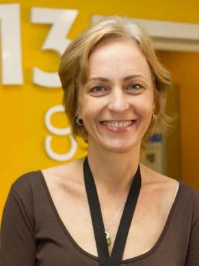 Maria Angélica Jung, coordenadora do Programa de Ciência, Tecnologia e Inovação do PTI  (Foto: Divulgação)