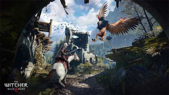 The Witcher 3 Wild Hunt (Foto: Divulgação/CD Projekt RED)