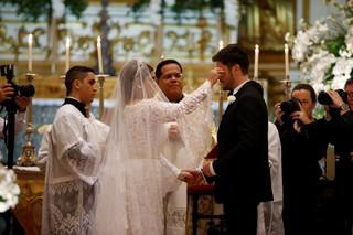 Casamento de Preta Gil e Rodrigo Godoy (Foto:  Felipe Panfili / AgNews)
