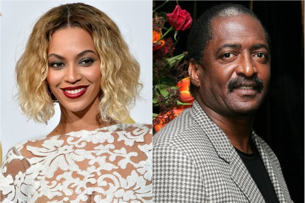Quando um caso de seu pai, Matthew Knowles, se tornou público, Beyoncé o demitiu do cargo de seu agente. Apesar de parecer claro que esse foi o motivo, segundo a cantora, a demissão aconteceu pois eles não concordavam em algumas coisas (Foto: Getty Images)