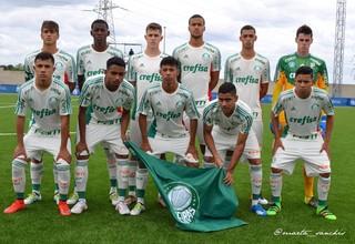 Palmeiras Mundial Sub-17 (Foto: Divulgação)