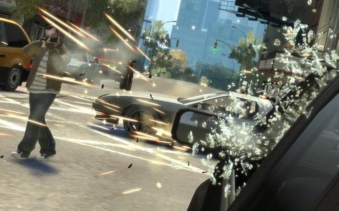 GTA IV é um dos jogos mais vendidos de todos os tempos e custou apenas US$ 100 milhões (Foto: Divulgação)