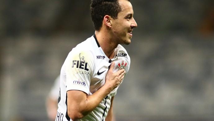 Rodriguinho Atlético-MG Corinthians (Foto: Pedro Vale / Estadão Conteúdo)