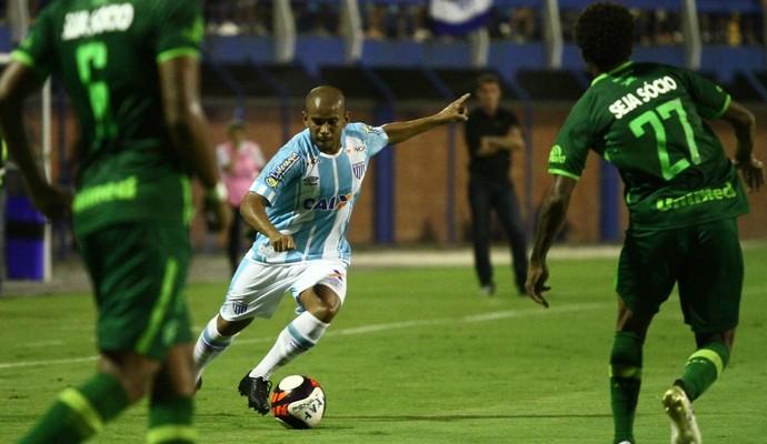 Judson Avaí x Chapecoense (Foto: Jamira Furlani/Avaí FC)