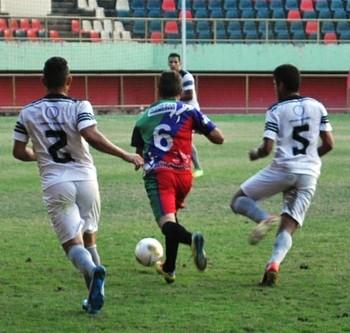 Humaitá x Adesg Acreano da 2ª divisão 2016 (Foto: Duaine Rodrigues)