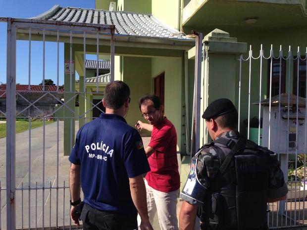 Esquema que fraudava carteiras de habilitação foi descoberto pelo Ministério Público (Foto: Giovani Grizotti/RBS TV)