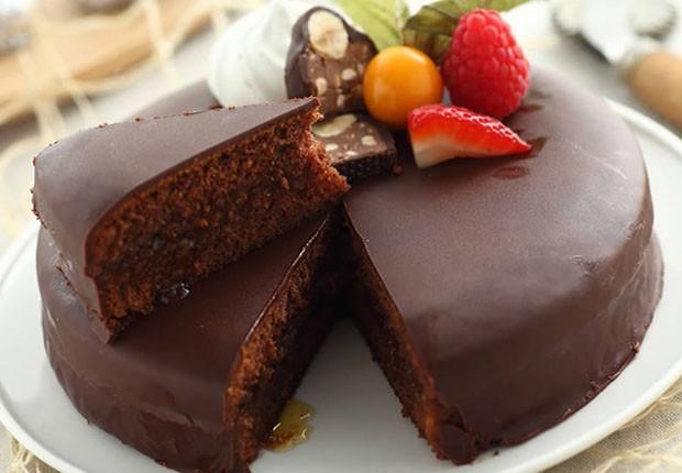 Sachertorte: aprenda receita do bolo de chocolate austríaco (Foto: Divulgação)