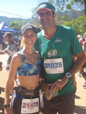 rosália camargo e marido (Foto: Carla Gomes)