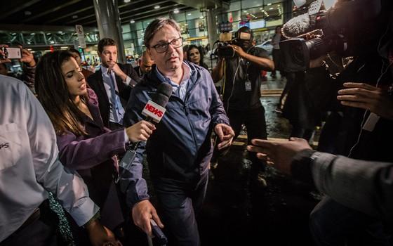 Ministro Fachin deve decretar a prisão de braço direito de Temer