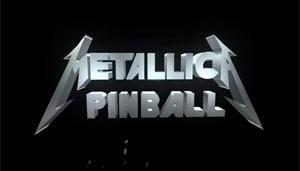 'Metallica Pinball' chega em junho aos EUA (Foto: Divulgação/Stern )
