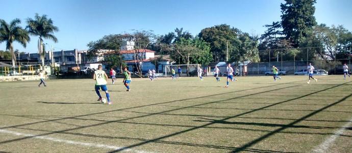 Partida foi no Centro de Treinamento Oscar Cardoso, em Volta Redonda (Foto: Guto Silva/BMFC)