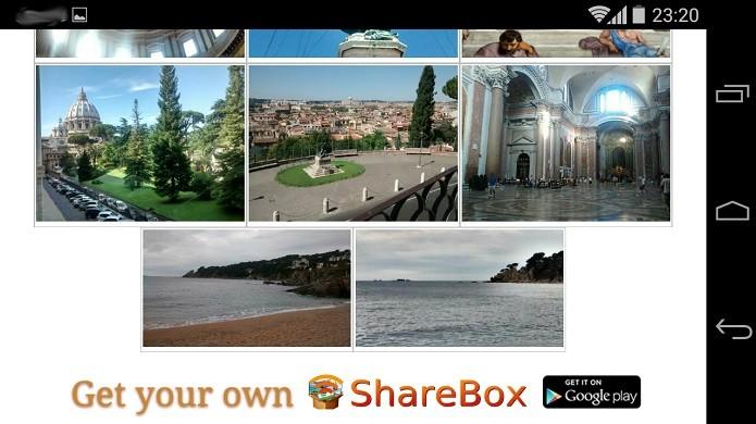 Sharebox serve para compartilhar arquivos via WiFi (Foto: Divulgação)