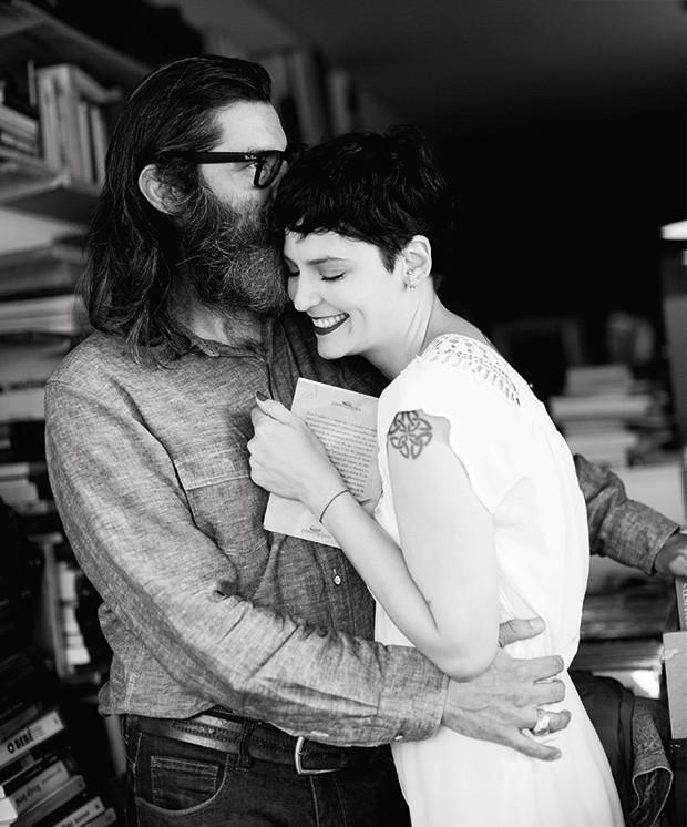 Vanessa Rozan e Ricardo Lombardi (Foto: Autumn Sonnichsen)