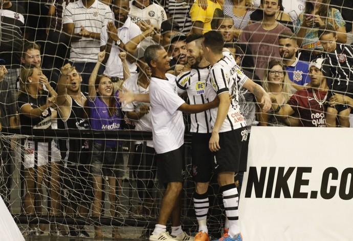 Corinthians x Orlândia, Liga Nacional de Futsal (Foto: Agência Corinthians)
