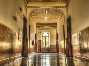 Fotografo valorizou luz solar no interior das escolas (Foto: Arquivo Pessoal/ Gustavo de Moraes)