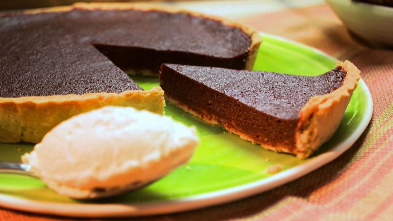 Torta de beterraba (Foto: GNT)