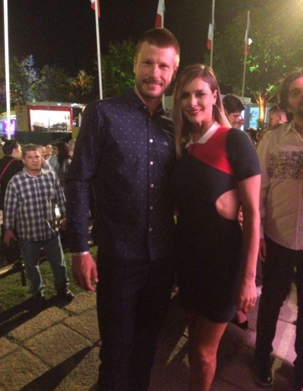 Rodrigo Hilbert e Fernanda Lima (Foto: GQ)