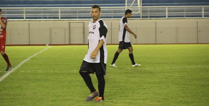 Mandim, lateral-direito Vasco-AC (Foto: Duaine Rodrigues)