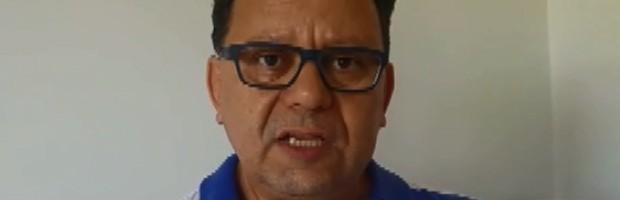 Agnaldo Perugini briga, Pouso Alegre, retrospectiva (Foto: Reprodução EPTV)