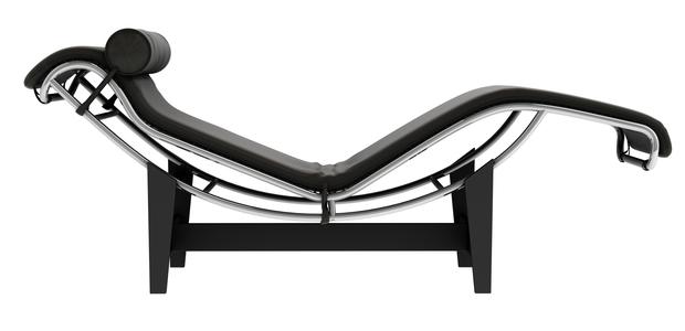 Chaise Longue Le Corbusier (Foto: Divulgação)