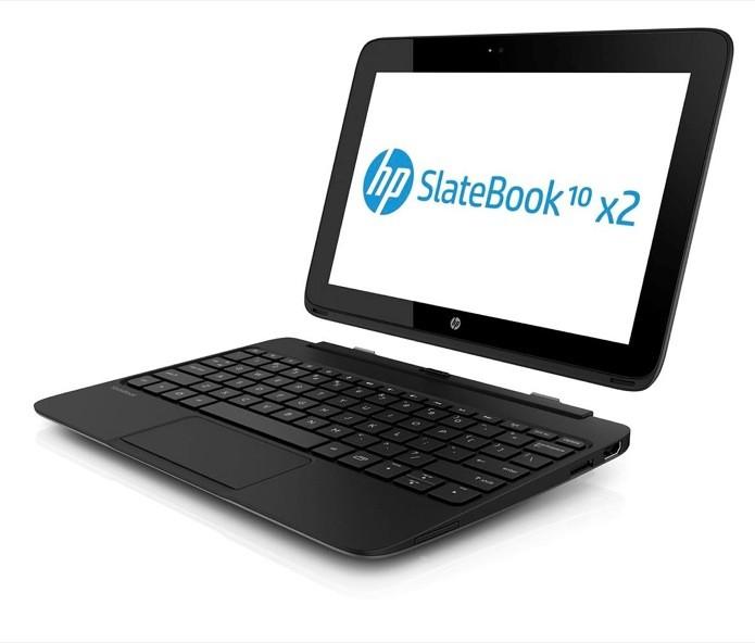 Slatebook x2, novo híbrido da HP, chega oficialmente ao Brasil (Foto: Divulgação) (Foto: Slatebook x2, novo híbrido da HP, chega oficialmente ao Brasil (Foto: Divulgação))