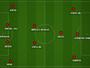 Para a estreia de Diego, Zé testa 4-3-3 com Gabriel, mas Mancu deve seguir