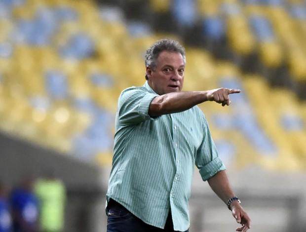 Abel Braga - Fluminense x Atlético-PR no Maracanã