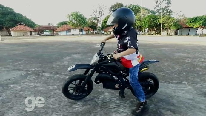 Moto; Amapá (Foto: Reprodução)