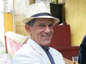 Músico Fernando Siqueira, de Campinas (SP), é um 'solteiro convicto' aos 56 anos (Foto: Fernando Siqueira/ Arquivo Pessoal)