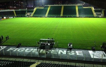 Figueirense x Flamengo: ingressos à venda para partida da Sul-Americana