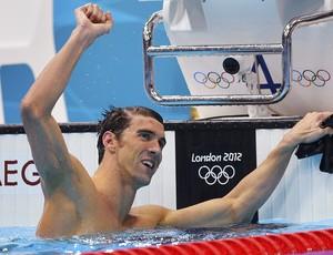 natação michael phelps, Londres 2012  (Foto: Agência Reuters)