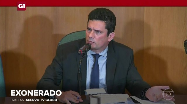 G1 em 1 Minuto: Moro é exonerado do cargo de juiz para ser ministro do governo Bolsonaro