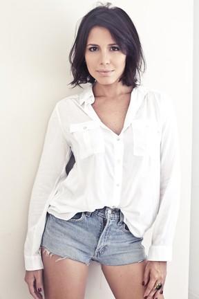Matéria com a atriz Juliana Knust (Foto: Divulgação)