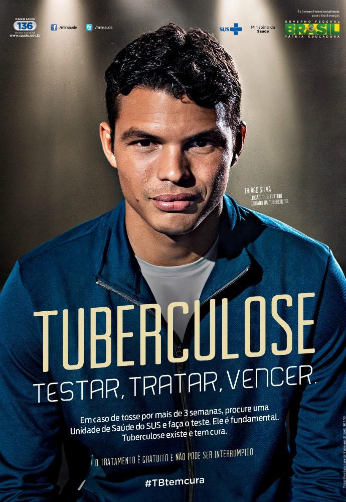 Thiago Silva - Camapanha Tuberculose