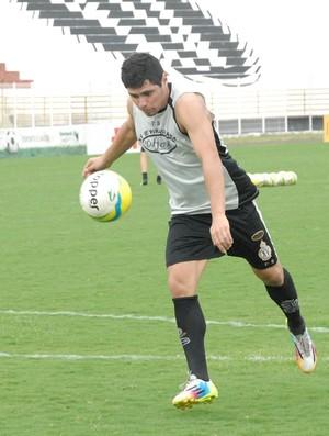 Bruno Donizete meia XV de Piracicaba URT (Foto: XV de Piracicaba/Divulgação)
