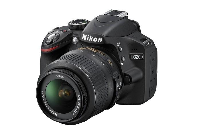 Nikon D3200 filma em até 60 quadros por segundo em 720p (Foto: Divulgação/Nikon)