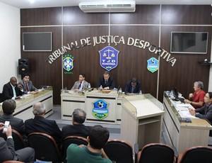 Punição do Ji-Paraná foi mantida (Foto: Jheniffer Núbia)
