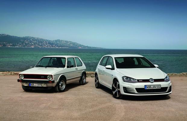 Golf GTI: aceleramos a primeira e a última gerações do hot hatch da Volkswagen
